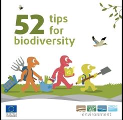 52 Tips for Biodiversity