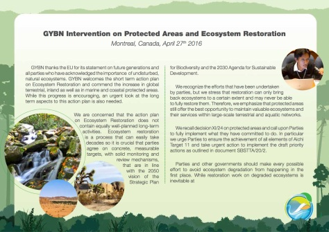 GYBN-SBSTTAInterventionon_Protected Areas